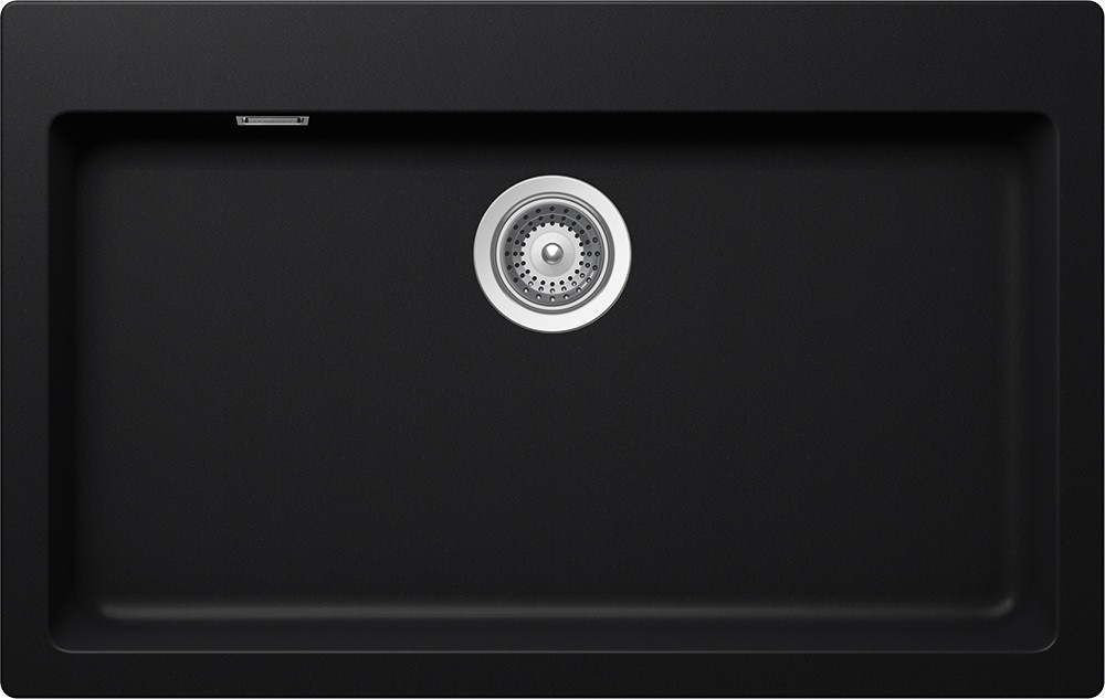Schock Signus N-100XL Gránit Mosogató 790 x 500 mm Puro Cristadur