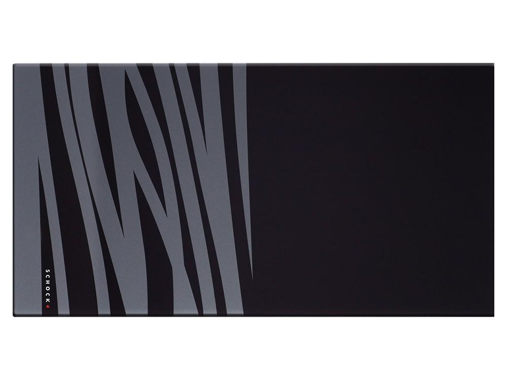 Schock Üveg Vágólap Fekete 528 x 275 x 4 mm