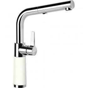 Schock SC-540 Gránit Csaptelep Alpina Cristalite Kihúzható Zuhanyfejjel