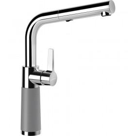 Schock SC-540 Gránit Csaptelep Croma Cristalite Kihúzható Zuhanyfejjel