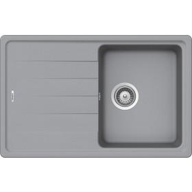 Schock Element D-100S Gránit Mosogató 780 x 500 mm Croma Cristalite