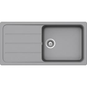 Schock Formhaus D-100L Gránit Mosogató 1000 x 500 mm Croma Cristalite