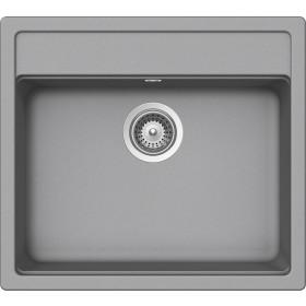 Schock Nemo N-100 Gránit Mosogató 570 x 510 mm Croma Cristalite