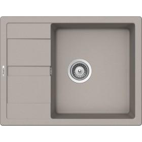 Schock Ronda D-100L Gránit Mosogató 650 x 500 mm Beton Cristalite