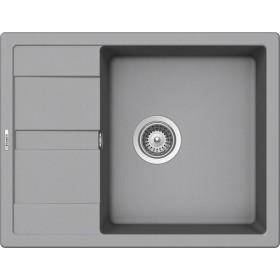Schock Ronda D-100L Gránit Mosogató 650 x 500 mm Croma Cristalite