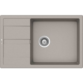 Schock Ronda D-100XL Gránit Mosogató 780 x 500 mm Beton Cristalite