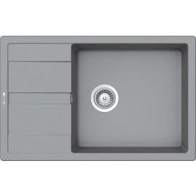 Schock Ronda D-100XL Gránit Mosogató 780 x 500 mm Croma Cristalite