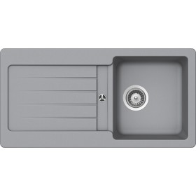 Schock Typos D-100S Gránit Mosogató 860 x 435 mm Croma Cristalite