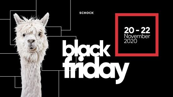 Black Friday Weekend - 20-22 November