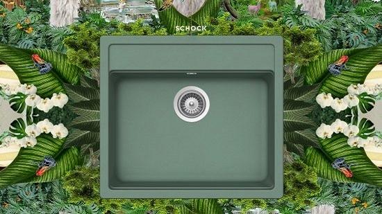CRISTALITE® SAGE - A zöld nyugtató árnyalata